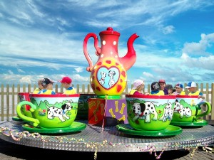 Teacup carousel